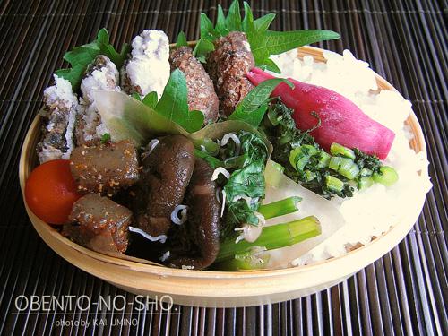 秋刀魚の竜田揚げ02