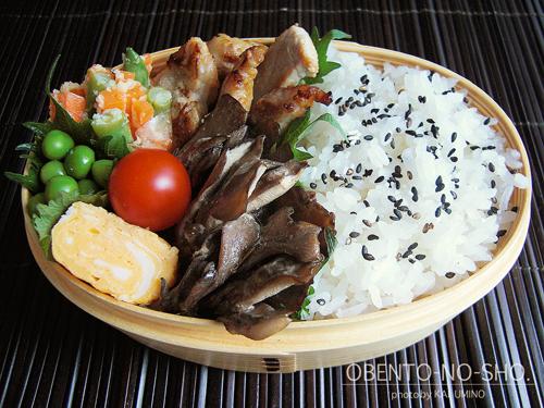 豚ロースの塩麹漬け弁当02