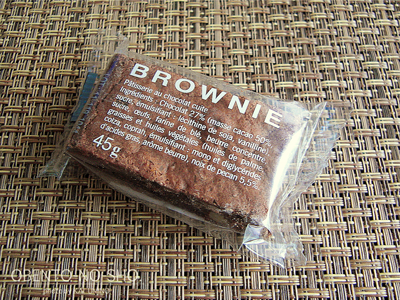 フランス産ブラウニー