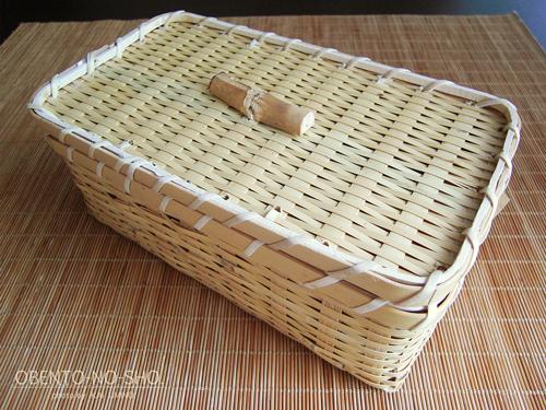 竹籠弁当箱