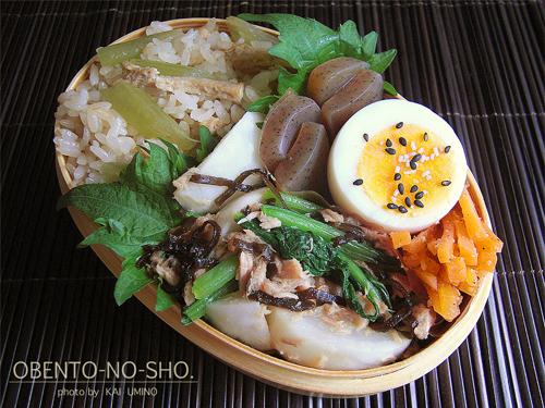 ふきの翡翠煮ご飯01