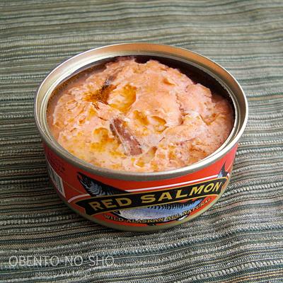 カルディのレッドサーモン缶