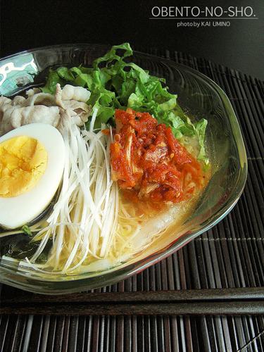 冷麺風そうめん02