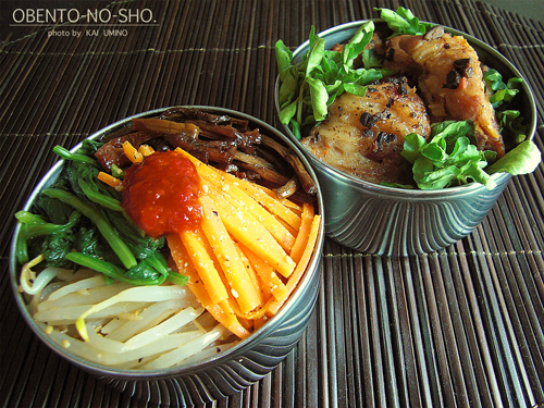 骨付き豚バラ肉の豆豉蒸し弁当01