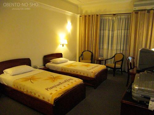 サイゴンホテル室内