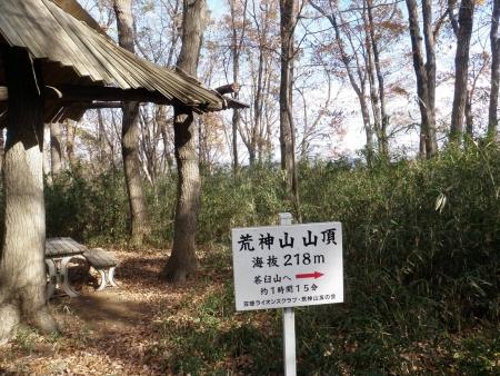 141206荒神山(みどり市) (3)s