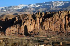 アフガニスタン バーミアン