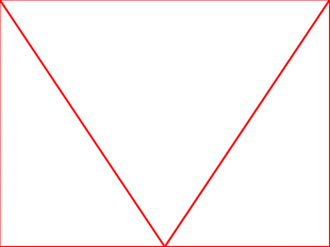 V Shape