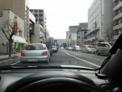 ロフト渋滞