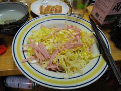 謎のサラダ白菜