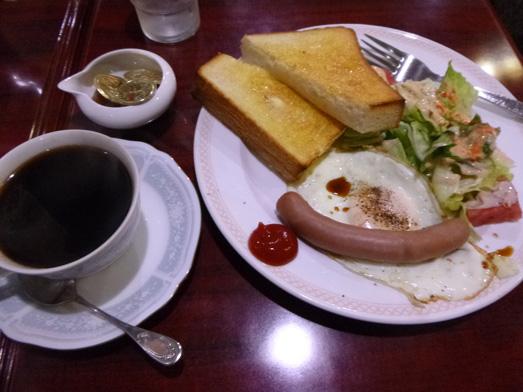 小伝馬町岩本町の大盛りスパゲッティー喫茶店アーモンド009