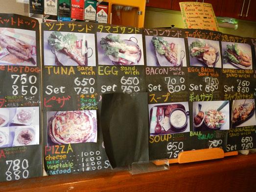 カフェモコcafe MOCO秋葉原のホットドッグ002