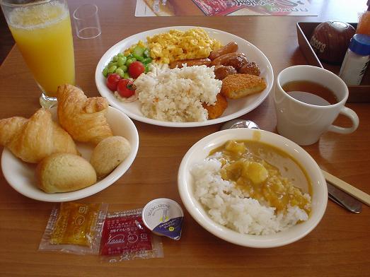 ココス朝食バイキング食べ放題ドリンクバー付002