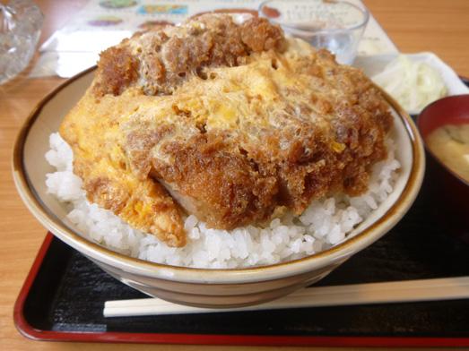群馬県伊勢崎市デカ盛り大松食堂カツ丼大盛り023