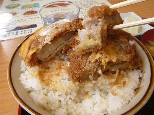 群馬県伊勢崎市デカ盛り大松食堂カツ丼大盛り027