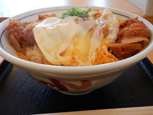 どんぶり屋どんちゃんカツ丼・天丼・ソースカツ丼が安い011