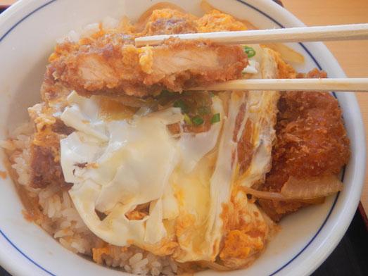 どんぶり屋どんちゃんカツ丼・天丼・ソースカツ丼が安い012