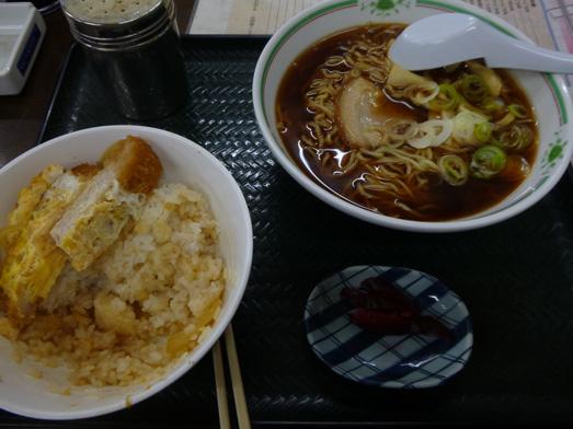 長野・群馬・新潟スキー帰り渋川の定食屋えびす食堂013