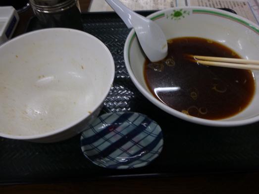長野・群馬・新潟スキー帰り渋川の定食屋えびす食堂016