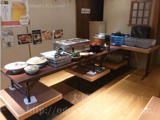 博多満月秋葉原店でランチおかわり自由食べ放題027