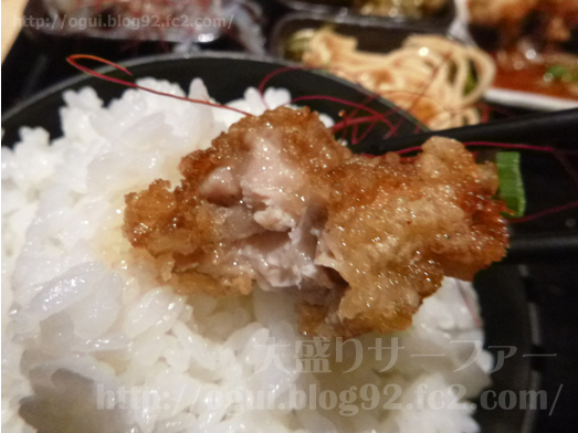 博多満月の500円ランチ食べ放題おかわり自由041