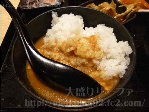 博多満月の500円ランチ食べ放題おかわり自由046
