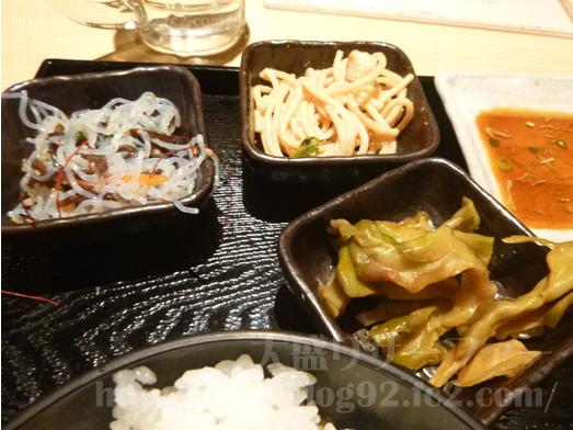 博多満月の500円ランチ食べ放題おかわり自由048