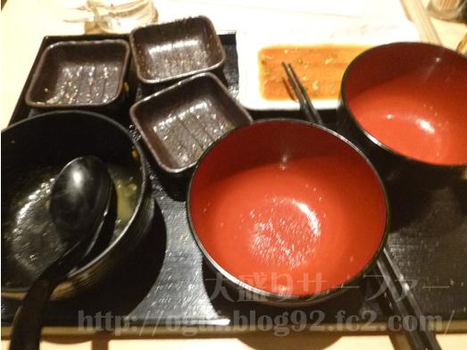 博多満月の500円ランチ食べ放題おかわり自由054