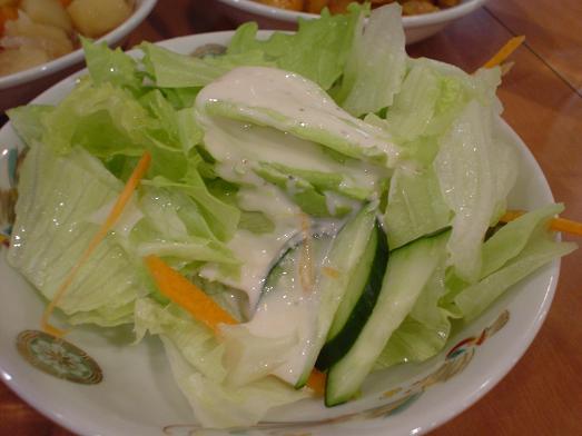 台湾料理の百楽門はランチバイキングで惣菜食べ放題012