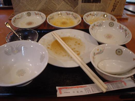 台湾料理の百楽門はランチバイキングで惣菜食べ放題014