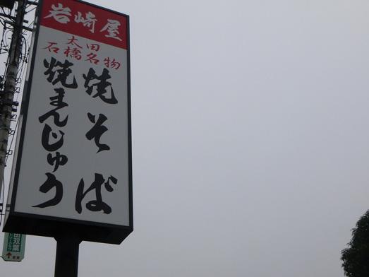 岩崎屋黒い上州大田焼きそば日本三大焼きそば002