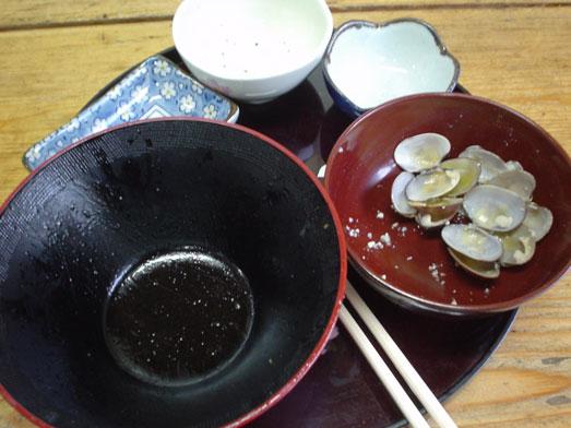 木更津名物あなごかもめ食堂で穴子天丼定食013