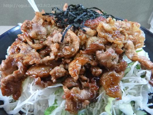 野田けやき食堂でけやき丼の特特盛り023