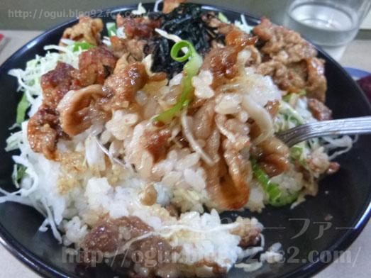 野田けやき食堂でけやき丼の特特盛り028