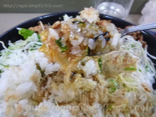 野田けやき食堂でけやき丼の特特盛り031