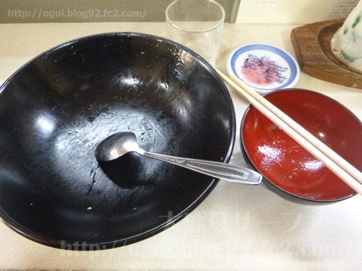 野田けやき食堂でけやき丼の特特盛り037