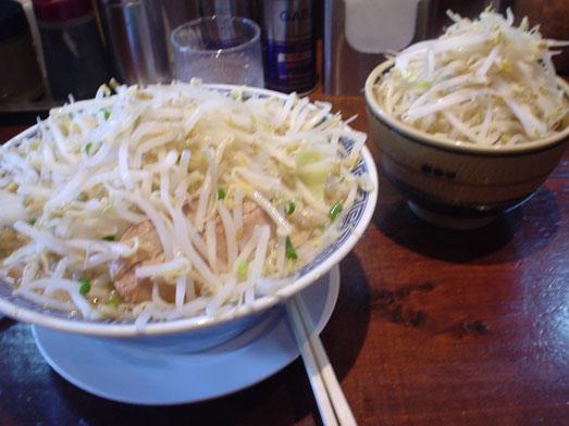 ラーメン無限大津田沼らー麺野菜増し019