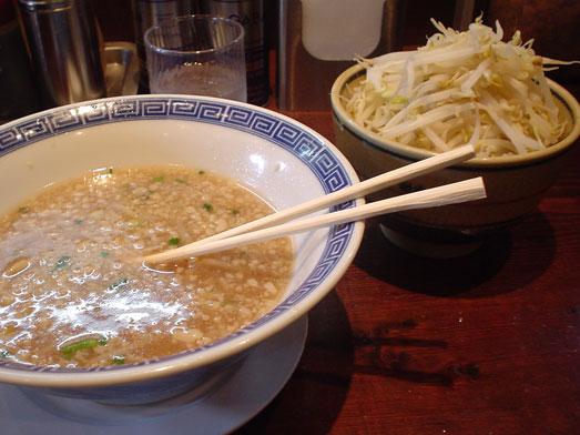 ラーメン無限大津田沼らー麺野菜増し022