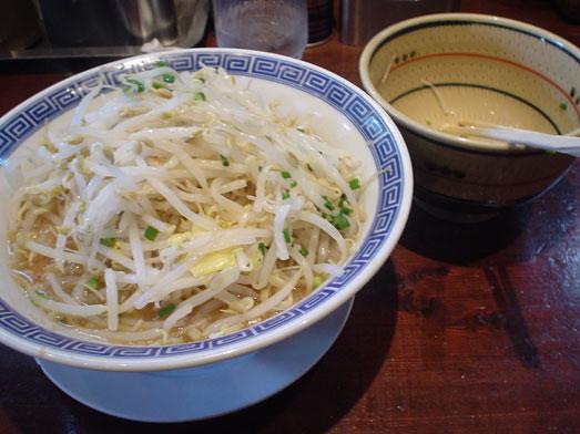 ラーメン無限大津田沼らー麺野菜増し023