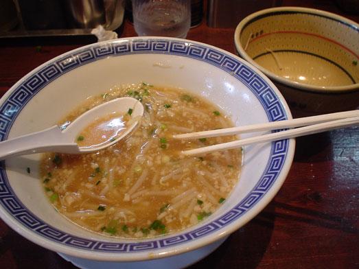 ラーメン無限大津田沼らー麺野菜増し024