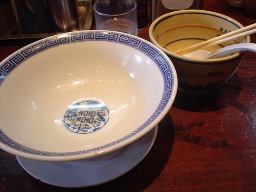ラーメン無限大津田沼らー麺野菜増し026