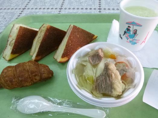 朝食・ランチ近江屋洋菓子店ドリンクスープお替り自由015