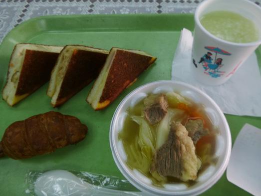 朝食・ランチ近江屋洋菓子店ドリンクスープお替り自由019
