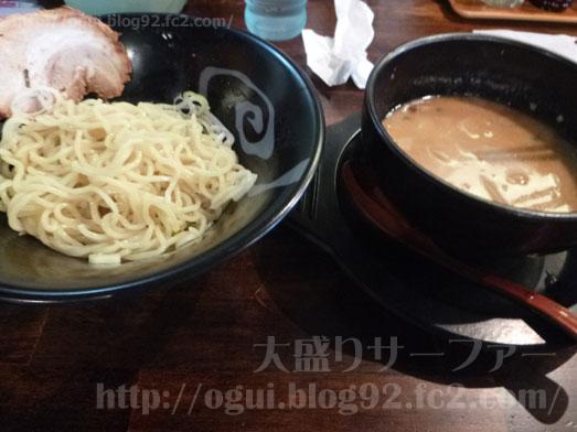 らーめん神月麺3玉増量無料で濃厚味噌つけ麺020