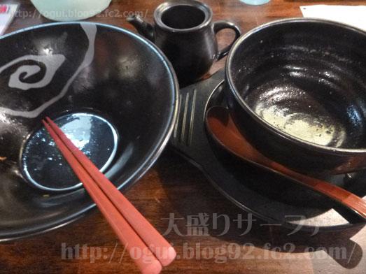 らーめん神月麺3玉増量無料で濃厚味噌つけ麺025