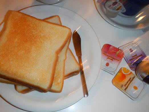 神保町サクラカフェのモーニングおかわり自由食べ放題001