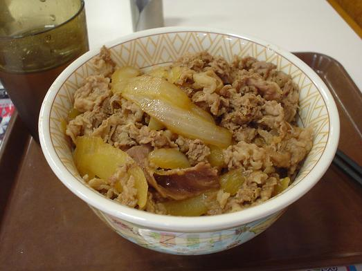 すき家牛丼特盛り値下げキャンペーン004