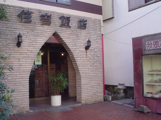 デカ盛りもやしそばで有名な鋸南町住吉飯店のマーボー丼026