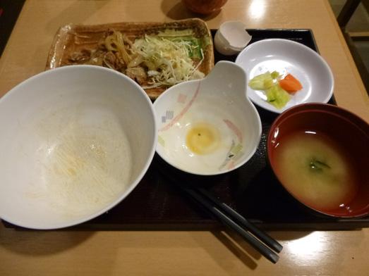 秋葉原卵かけご飯たまごん家Oh!Saka Barランチ016