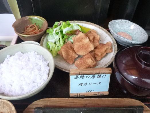 新橋虎ノ門ランチ鶏どりで唐揚げ食べ放題001